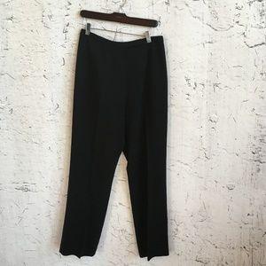 ANN TAYLOR BLACK PANTS 8